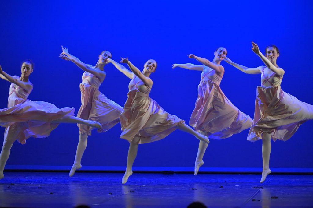 Attività artistica dell'Istituto superiore di danza