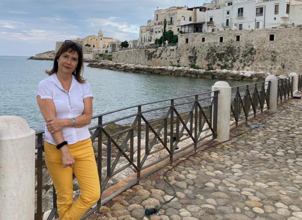 Susanna Serafini titolare Istituto superiore di Danza - Ariccia